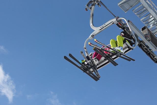 Find de bedste steder at stå på ski