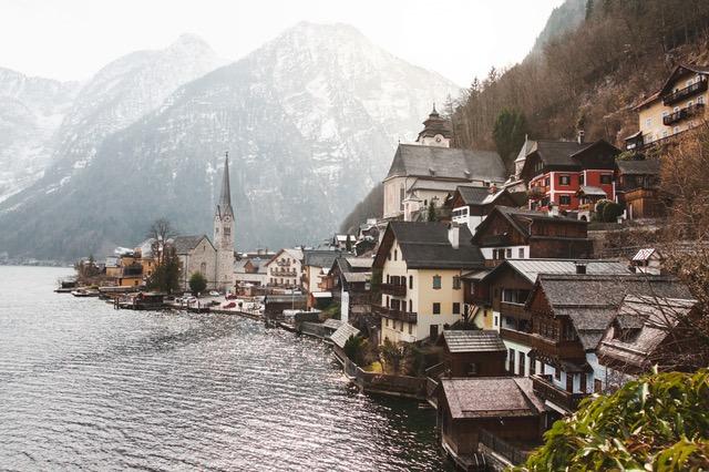 De bedste afterski i Østrig