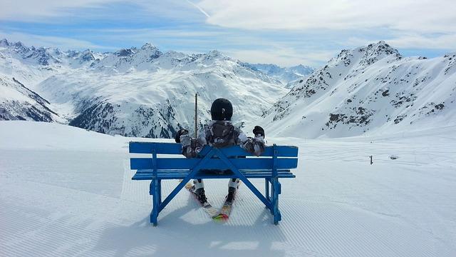 Her kan du stå på ski i påsken