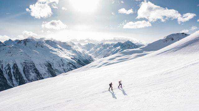 Planlæg skirejsen